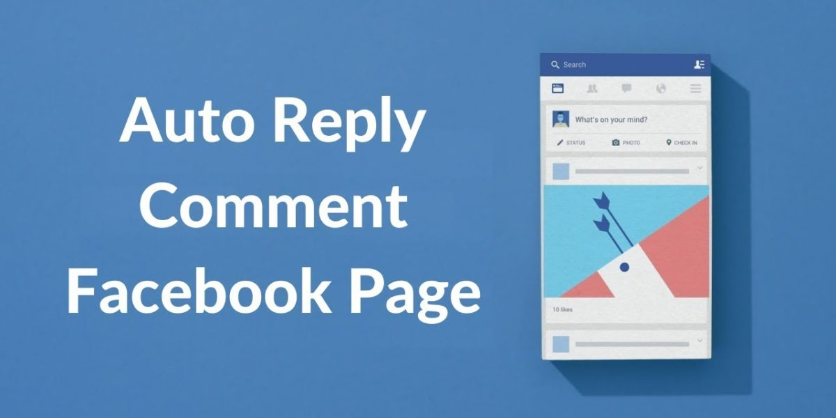 auto reply comment Facebook Swiftbot
